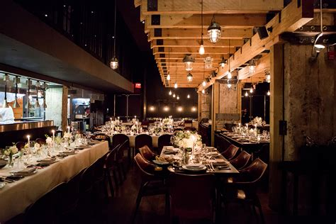 Barn Restaurant by Events At Black Barn Event Space In Nomad Nyc