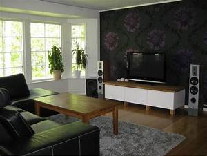 scandinavian living room entertainment setups With interior design living room pictures