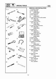 Yamaha F4amh  F4mshx Outboard Service Repair Manual S  000101