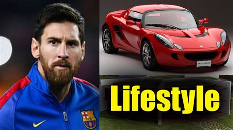 lionel messi lifestyle house cars net worth biography