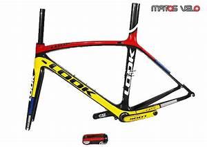 Reconnaître une contrefaçon de cadre Look 695 Matos vélo, actualités vélo de route et tests de