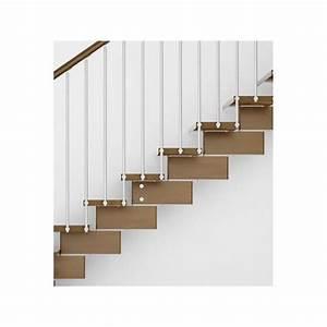 Escalier Bois Pas Cher : escalier limon central pas cher ~ Premium-room.com Idées de Décoration