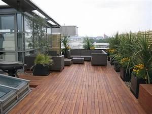 Bois Pour Terrasse Extérieure : bright inspiration deco terrasse bois chantier d co ~ Dailycaller-alerts.com Idées de Décoration