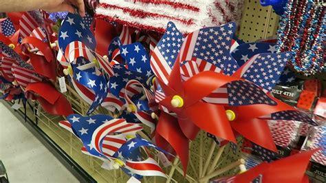 july patriotic american accessories decor