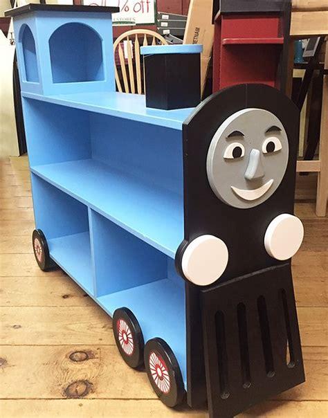 thomas  train bookcase perfect   kids bedroom