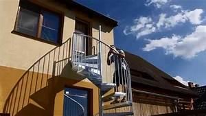 Venkovní schody stavebnice