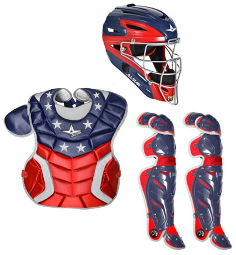 star system usa cksusa youth catchers gear set