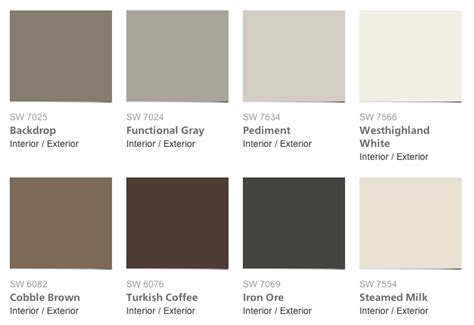 sherwin williams pottery barn colors pottery barn paint colors for fall winter 2013