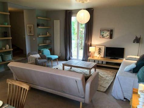 rideau chambre à coucher rénover sa maison dans l 39 esprit déco scandinave