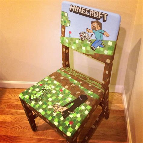 Thanks for watching please like share and subscribe for updates. Custom Minecraft chair for a girl. Herobrine with evil wolf, creeper, and Enderman with ocelot ...