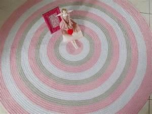 Baby Tapete Rosa : tapete croch baby meninas rosa 1 60m no elo7 atelier ~ Michelbontemps.com Haus und Dekorationen
