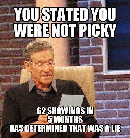 Funny Real Estate Memes - maury determined that was a lie realestate meme real estate memes pinterest meme and