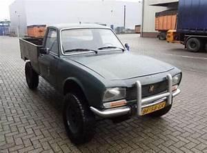 504 Peugeot Pick Up : dangel 4 4 conversion 1980 peugeot 504 pick up bring a trailer ~ Medecine-chirurgie-esthetiques.com Avis de Voitures