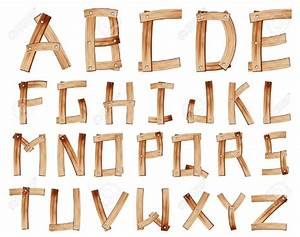 wooden alphabet font wooden font stock photos image With wooden letters with pictures