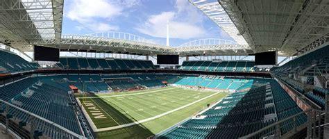 hard rock stadium renovations roof addition