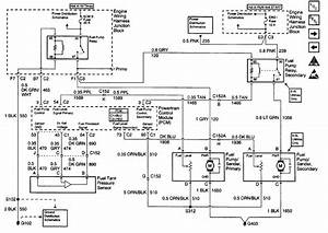 2003 Chevy Tahoe Fuel Pump Relay Wiring Diagram