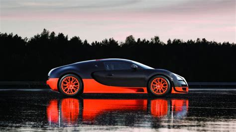 How Fast Does The Bugatti Veyron Sport Go by Guinness Strips Bugatti Veyron Ss Of World S Fastest Car