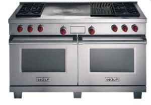 wolf range stove  oven repair appliance repair los angeles