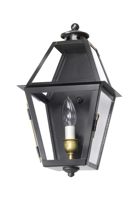 cola 1 wall light copper lantern gas and electric lighting