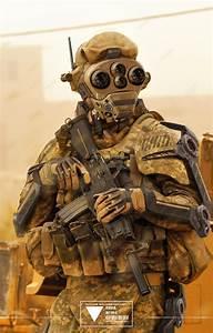 "Georg's ""Future Soldier Concept""   Mechanism   Pinterest ..."