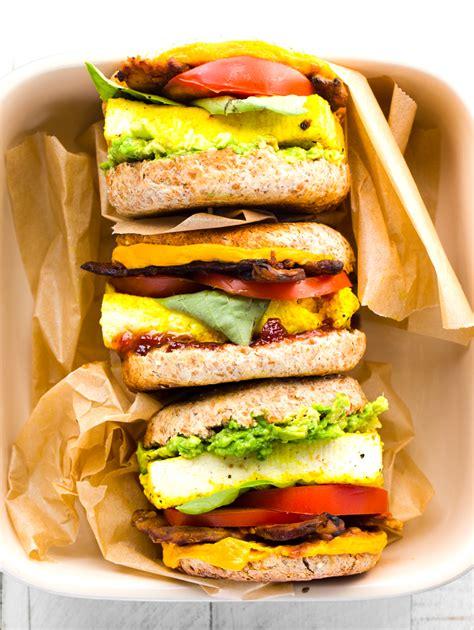 easy vegan breakfast recipe ideas  busy mornings