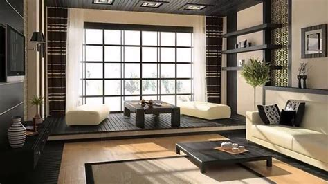 Modern Japanese Style For Living Room