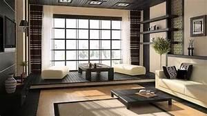 Modern Japanese Style For Living Room - YouTube