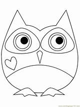 Owl Coloring Printable Valentine Eule Buhos Ausmalbilder Desenho Coruja Boyama Imprimir Coloringpages101 Valentijn Valentinstag Pintar Kleurplaten Ausdrucken Animal Corujas Desenhos sketch template