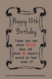 80th Birthday Invitation Sayings 80th Birthday Party Ideas Party Birthday Decoration