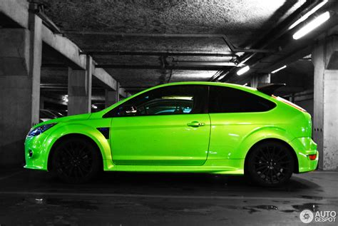 ford focus rs 2009 30 grudzie 2012 autogespot