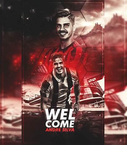 Silva Andre Milan Huzaifa Acmilan Welcome Ronaldo