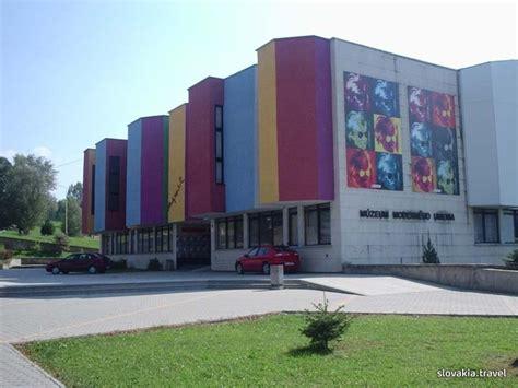andy warhol museum of modern medzilaborce slovakia travel
