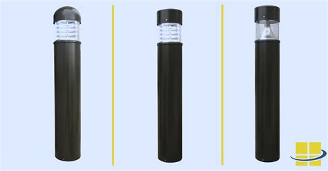 access fixtures new venu led bollard lighting fixtures