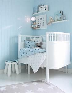 chambre garcon inspiration bleu pastel With chambre d enfant bleu