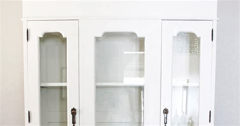 Dining Room Hutch Buffet Reveal