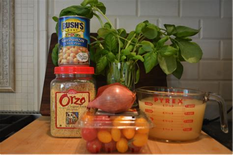 Cooking School Summer Tomatoes by Smarty Cooking School Summer Orzo Salad