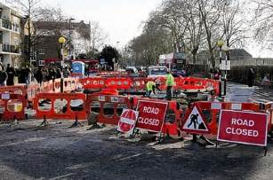 utility companies could roadworks fines in kent highways magazine industry news