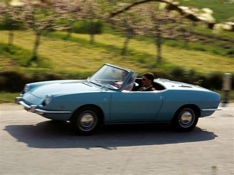 72 Fiat Spider by Fiat 850 Sport Spider 1968 72 Pictures 2048x1536