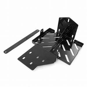 Rugged Ridge 11214 53 Dual Battery Tray For 07