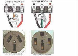 3 Prong Dryer Plug Wire Diagram