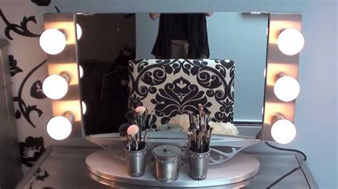 Vanity Mirror With Lights Around It by Vanity Mirror Review Hayworth Vanity