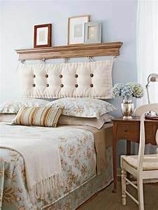 Coussin Tete De Lit Gifi : plusieurs id es pour faire une t te de lit soi m me ~ Dailycaller-alerts.com Idées de Décoration