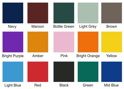 color pad post pad colour options canopies uk canopy experts
