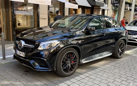 It's the ceo that takes no prisoners. Mercedes-AMG GLE 63 S Coupé - 23 augustus 2019 - Autogespot