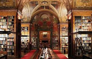 University Club Library – New York City, USA Business