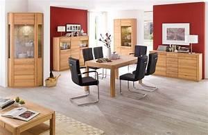Esszimmer Möbel : esszimmer sena kernbuche von mca furniture m bel letz ~ Pilothousefishingboats.com Haus und Dekorationen