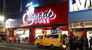 Colonnade Mall Cebu Mall Store Directory