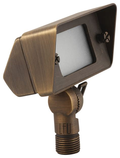 landscape lighting led 35w g4 die cast brass flood light