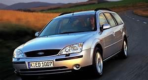 Ford Mondeo Estate Car    Wagon 2000