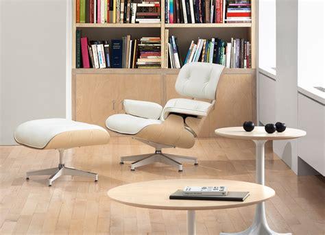 herman miller eames 174 lounge chair white ash gr shop canada